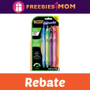 Free Pack Bic Gel-ocity Pens