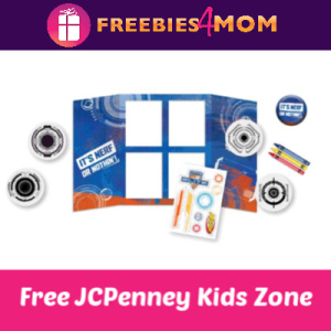 JCPenney Kid Zone Nerf August 10