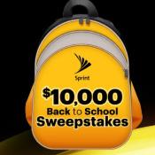 Sprint $10,000 Back to School