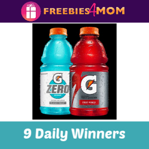 Sweeps Gatorade Fitness at Family Dollar