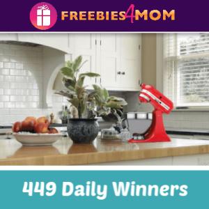 Sweeps Ragu Dream Kitchen Giveaway