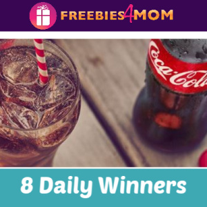 Sweeps Coca-Cola T-shirt Instant Win