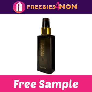 Free Sample Sebastian Dark Oil