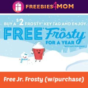 Wendy's 2020 Frosty Key Tags