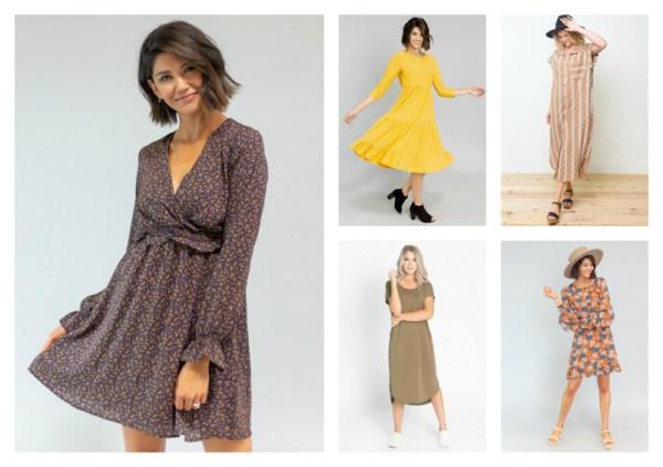 BOGO Free Dresses & Jumpers (thru 11/7)
