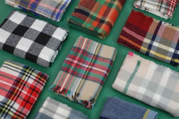Blanket Scarves 2 for $20