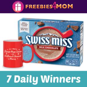 Sweeps Swiss Miss Snack, Watch & Win
