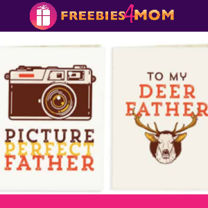 🦌Free Hipster Father's Day Cards