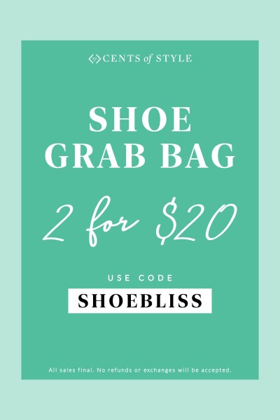 🥿2 Pair of Shoe Grab Bag Only $20