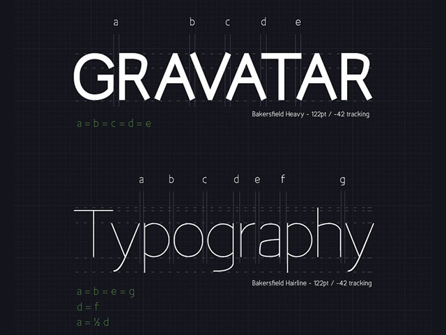 Bakersfield free font