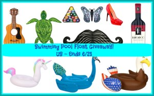 Swimming Pool Floats Giveaway0