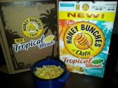 Honey Bunches of Oats Tropical Blends