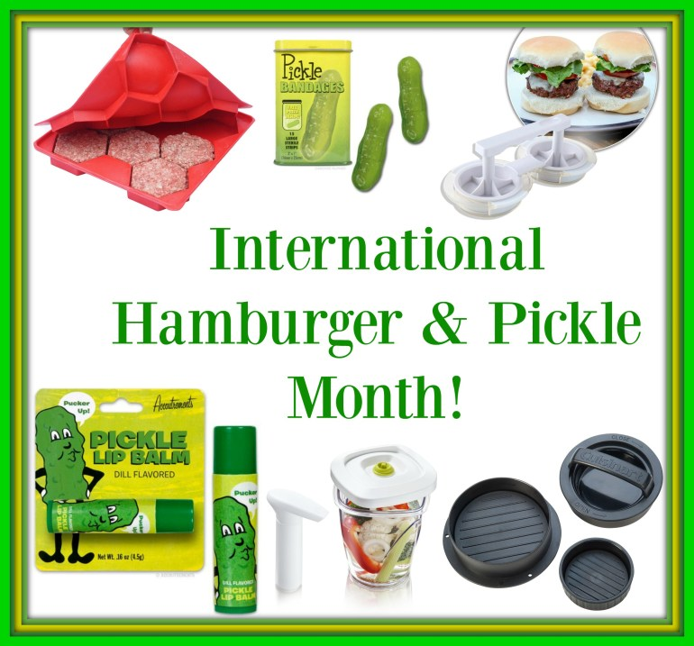 Hamburg Pickle Collage