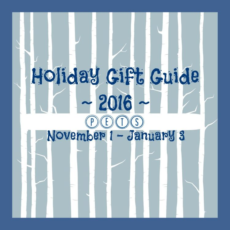 Holiday Gift Guide Pets