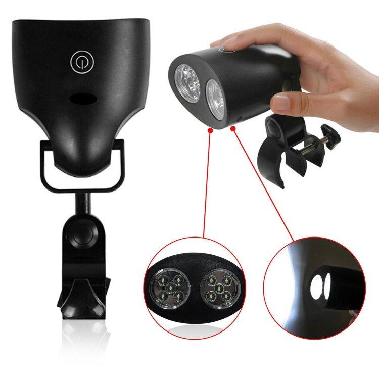 Mounting LED Light