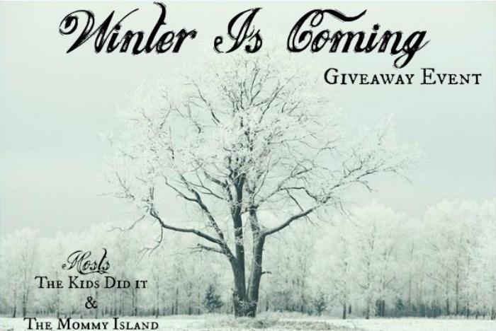 Winter Is Coming Giveaway Hop