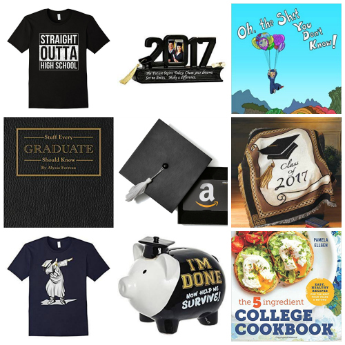 Gifts For Grads ~ 2017 Graduation Gift Ideas