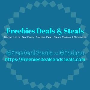 Freebies Deals & Steals