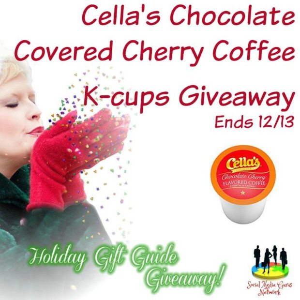 Cella's Chocolate Covered Cherry Coffee