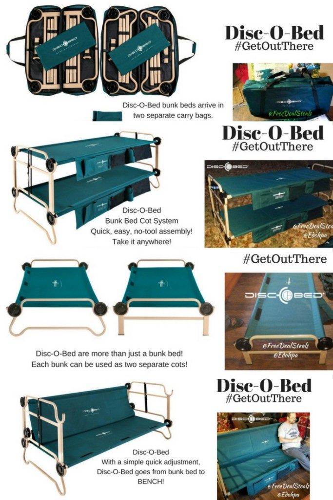 DISC-O-BED