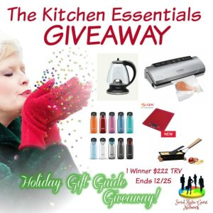 The Kitchen Essentials Giveaway