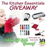 The Kitchen Essentials Giveaway