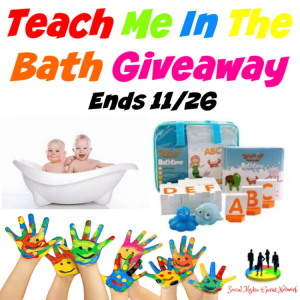 Bathtime ABC's