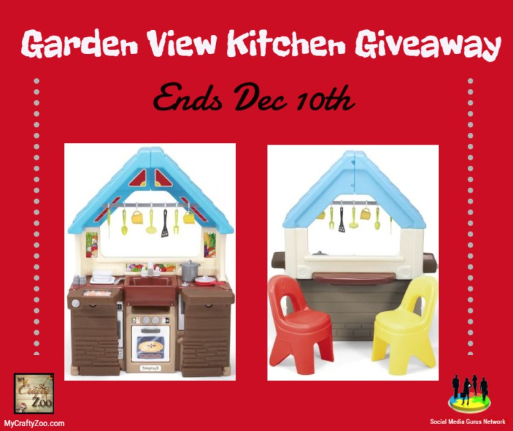 Garden View Kitchen Playset