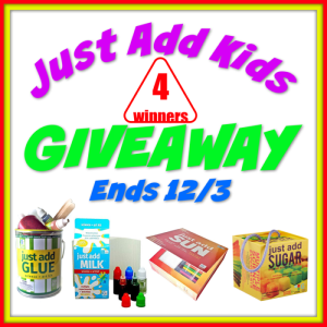 Griddly Games Just Add Kids #Giveaway! Open to: US 18+ Only Ends: 12/03 #Holiday #Giveaways #HGG18 #EnterToWin @SMGurusNetwork @las930 @GriddlyGames