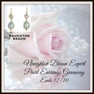 Naughton Braun Expert Pearl Earrings