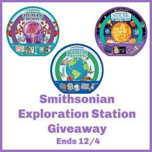 Smithsonian Exploration Station