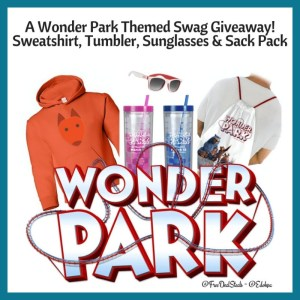 Wonder Park Giveaway