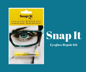 Snapit EyeGlass Repair Kit