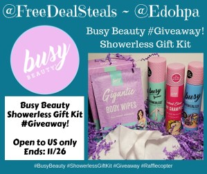 Busy Beauty Giveaway
