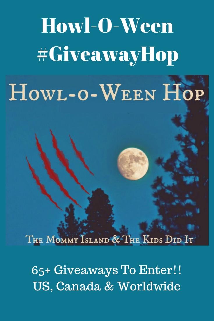 Howl-O-Ween #GiveawayHop!