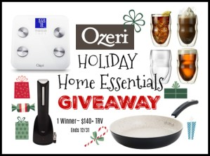 Ozeri Holiday Home Essentials