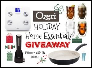 Ozeri Holiday Home Essentials