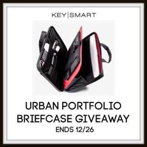 Urban Portfolio Briefcase