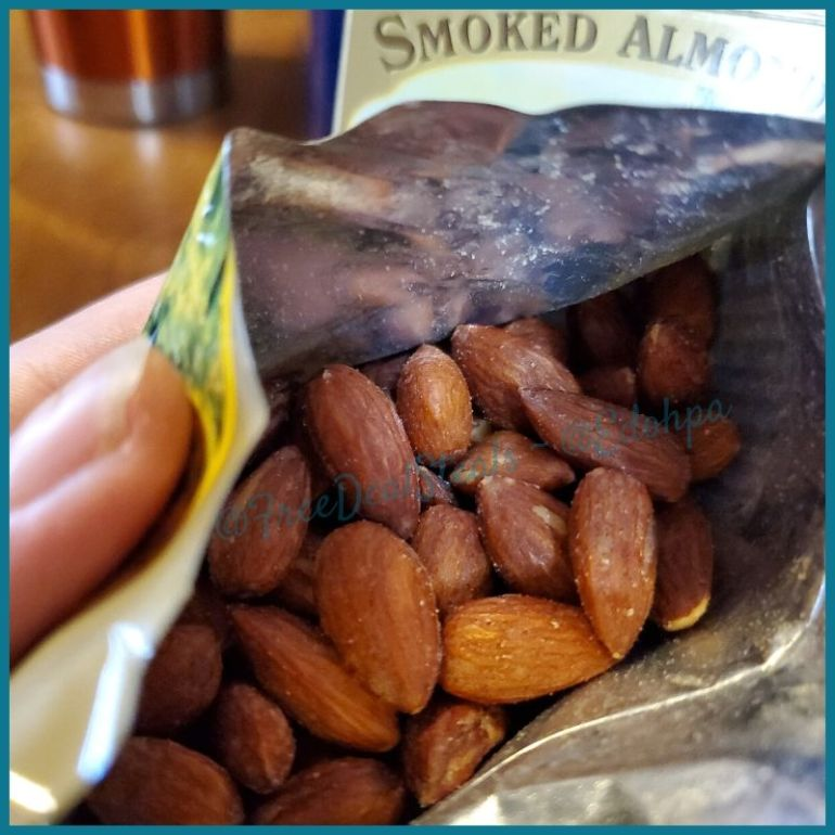 Jet Gift Baskets Smoked Almonds