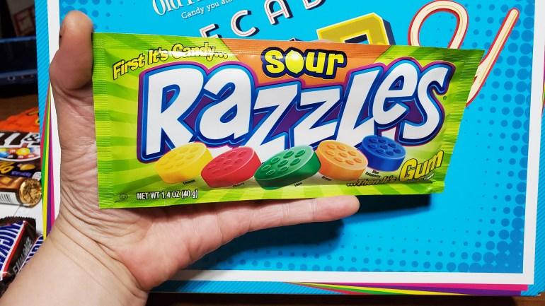 OldTimeCandy Razzles