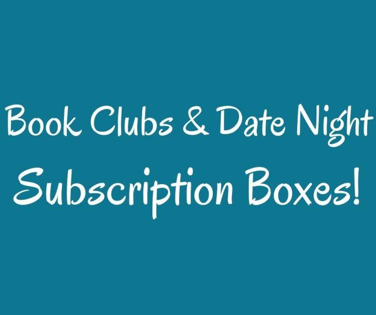 Book Clubs & Date Night