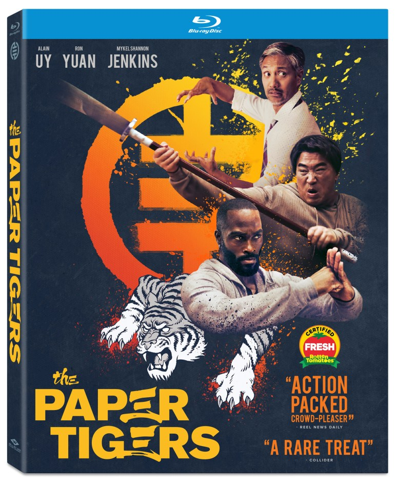 The Paper Tigers Blu-ray Giveaway