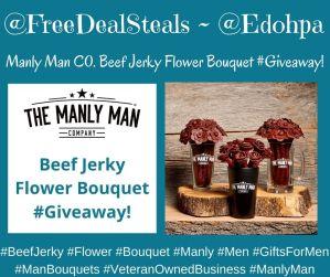 Beef Jerky Bouquet Giveaway