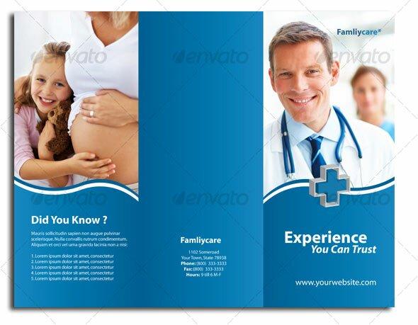 12 Free & Premium Medical Brochure Templates – Design Freebies