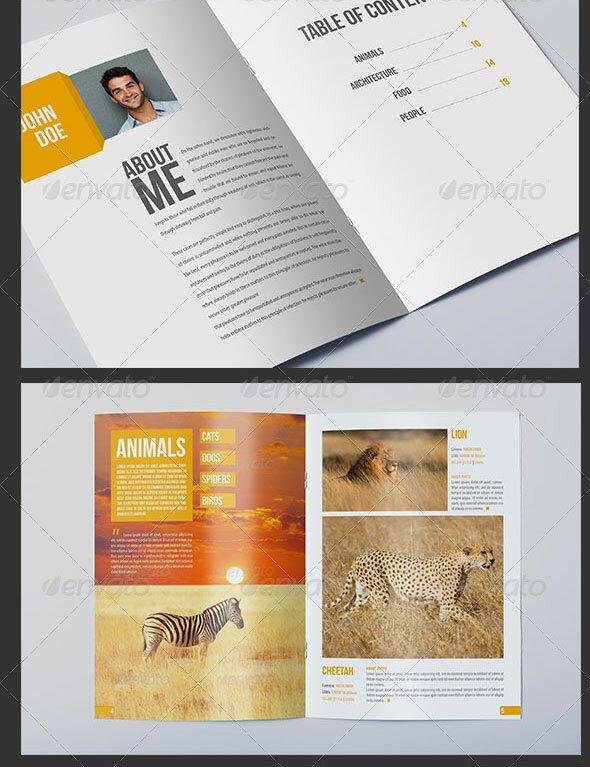 15 Best Photo Album Templates PSD InDesign  Design