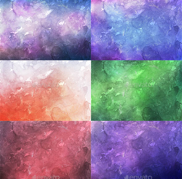 20 Cool Watercolor Backgrounds  Design Freebies