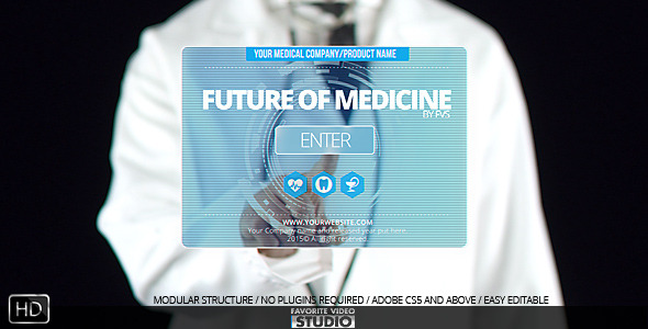 24 Nice After Effects Templates For Medical Industry  Design Freebies