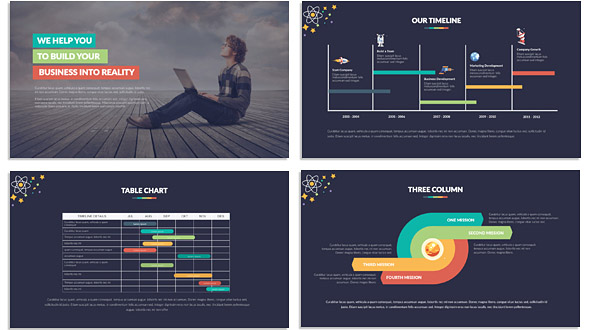 19 Nice Powerpoint Presentation Templates For Product