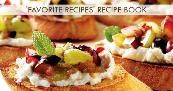 Free 'Favorite Recipes' Recipe Book From Costco