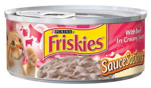 Buy 1, Get 1 FREE Friskies SauceSations Cat Food Mailed Coupon